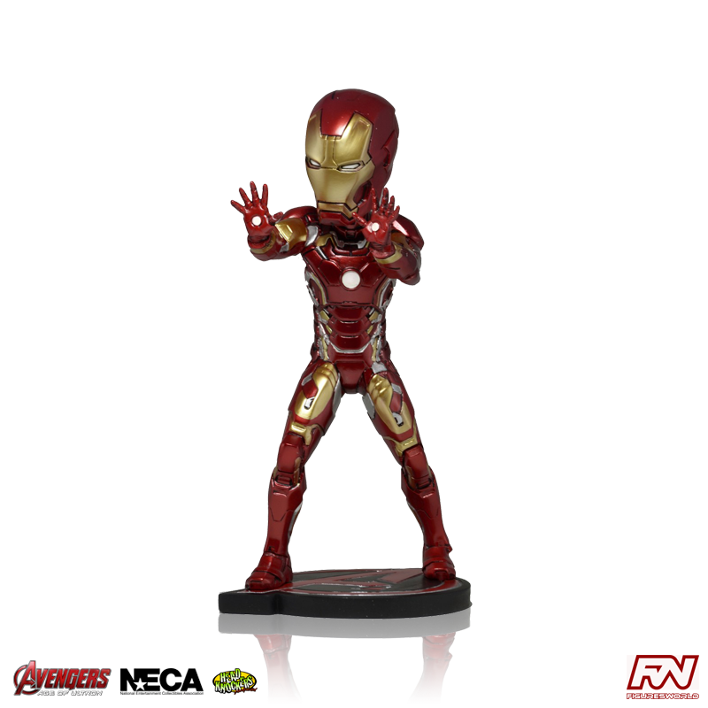 THE AVENGERS: AGE OF ULTRON Iron Man Head Knocker Extreme