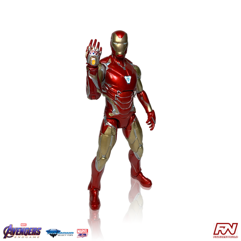 MARVEL SELECT: AVENGERS ENDGAME Iron Man Mark 85 Action Figure