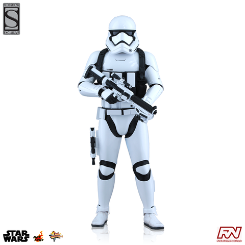 STAR WARS: First Order Stormtrooper (Jakku Exclusive) 1:6 Scale Movie Masterpiece Figure