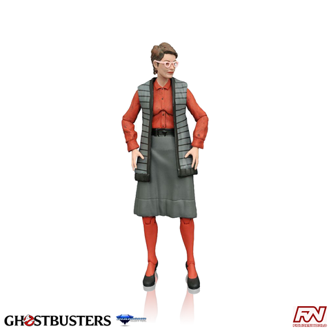 GHOSTBUSTERS Select Series 3: Janine Melnitz Action Figure