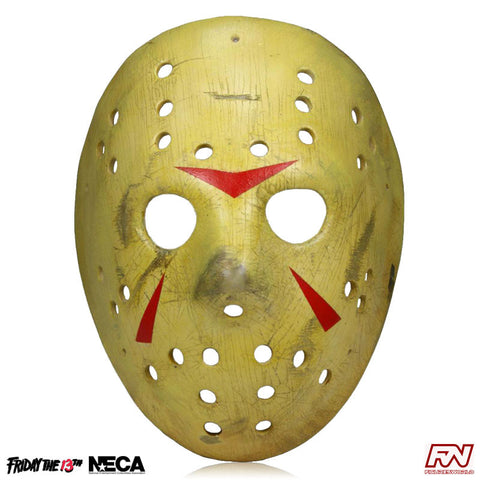 FRIDAY THE 13TH PART 3: Jason Voorhees' Mask Prop Replica