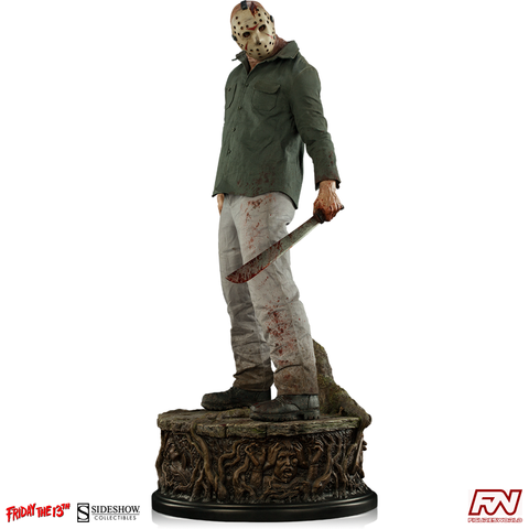 FRIDAY THE 13TH PART III: Jason Voorhees – Legend of Crystal Lake Premium Format™ Figure