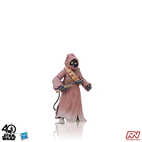 STAR WARS: The Black Series 40th Anniversary Jawa 6-Inch Scale Action Figure