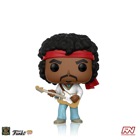 POP! ROCKS: JIMI HENDRIX AT WOODSTOCK (#54)
