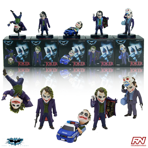THE DARK KNIGHT: The Joker Mini PVC Figure
