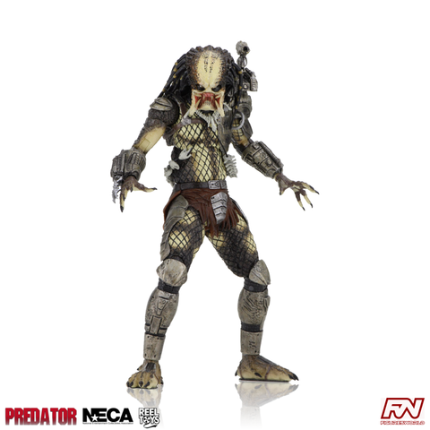 "PREDATOR 30th Anniversary - Jungle Hunter Unmasked 7"" Scale Action Figure"
