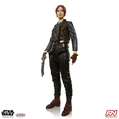STAR WARS: ROGUE ONE Jyn Erso 18-Inch Big Figure