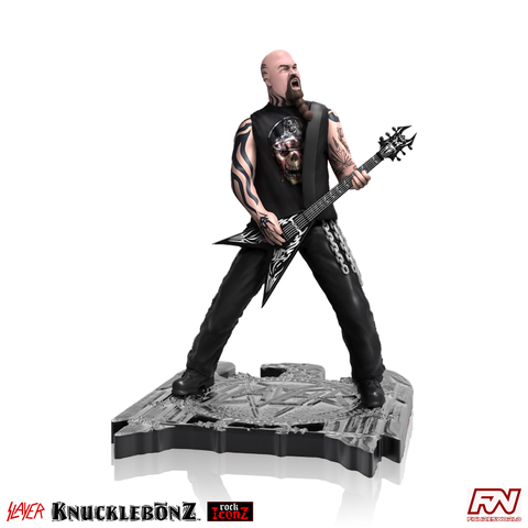ROCK ICONZ: SLAYER Kerry King Statue