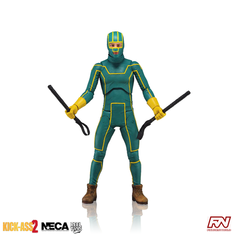 KICK-ASS 2: SERIES 1 - Kick-Ass Action Figure