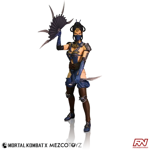 MORTAL KOMBAT X: Kitana Action Figure