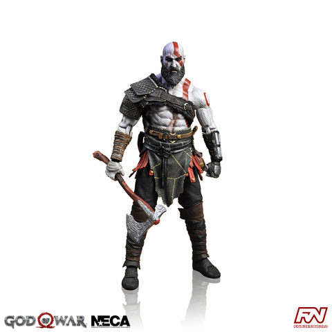 GOD OF WAR (2018): Kratos 7-Inch Scale Action Figure