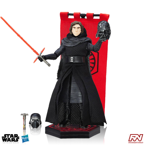 STAR WARS: The Black Series Kylo Ren 2016 Exclusive 6-Inch Action Figure