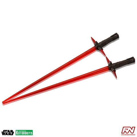 STAR WARS: Kylo Ren Lightsaber Chopsticks
