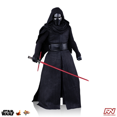 STAR WARS: Kylo Ren 1:6 Scale Movie Masterpiece Figure