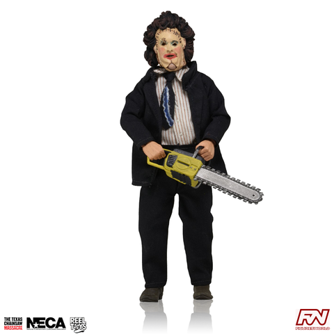TEXAS CHAINSAW MASSACRE: Formal Leatherface 8-Inch Clothed Figure