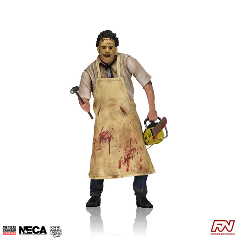 TEXAS CHAINSAW MASSACRE: Ultimate Leatherface Action Figure