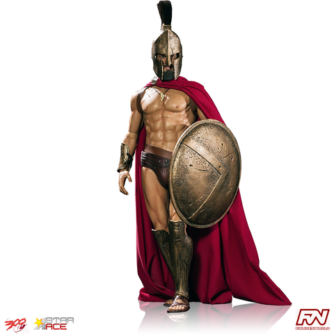 300: King Leonidas 1:6 Scale Collectible Figure