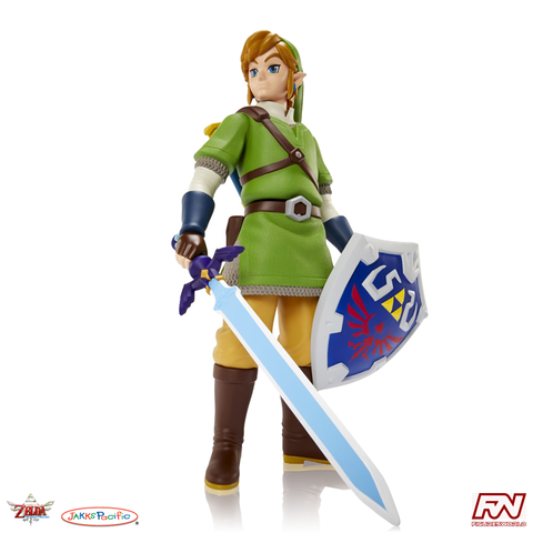 WORLD OF NINTENDO: Link Big Figure