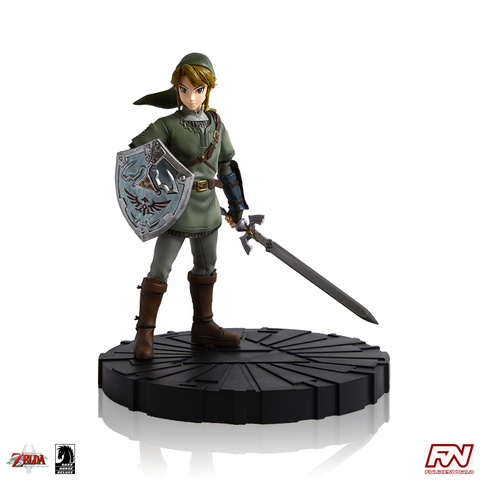 THE LEGEND OF ZELDA: Twilight Princess: Link 12-Inch Scale PVC Figure