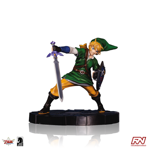 THE LEGEND OF ZELDA: Skyward Sword: Link 12-Inch Scale PVC Figure