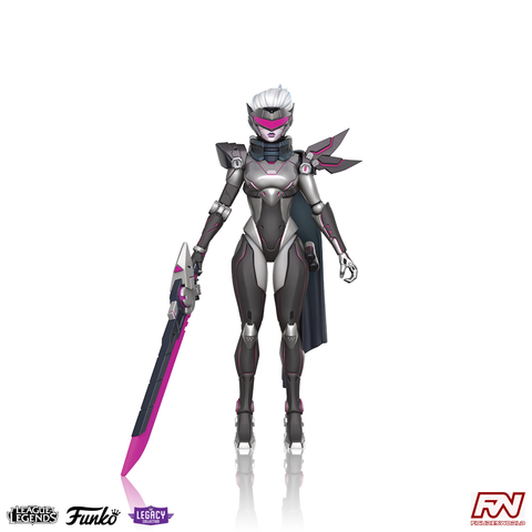 LEAGUE OF LEGENDS: Fiora Legacy Collection Action Figure