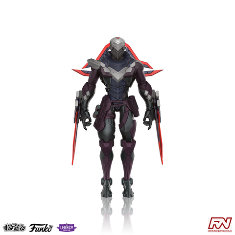 LEAGUE OF LEGENDS: Zed Legacy Collection Action Figure