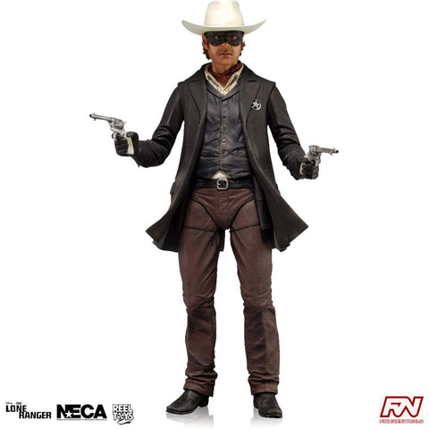 THE LONE RANGER: Lone Ranger 1/4 Scale Action Figure