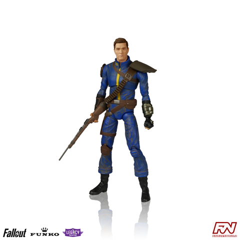 FALLOUT: Lone Wanderer Legacy Collection Action Figure