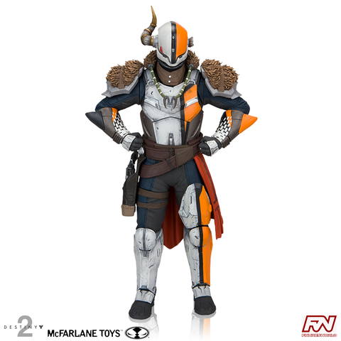 DESTINY 2: Lord Shaxx 10-Inch Deluxe Action Figure