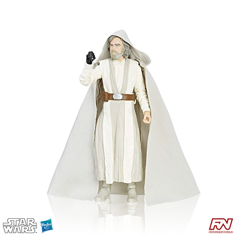 STAR WARS: The Black Series Luke Skywalker (Jedi Master) 6-Inch Action Figure