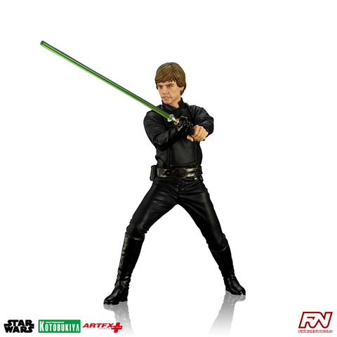 STAR WARS: Luke Skywalker Return of the Jedi Version ArtFX+ Statue
