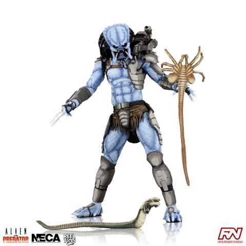 Aliens VS. Predator (Arcade) Mad Predator 7-Inch Scale Action Figure