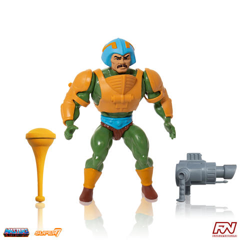 MASTERS OF THE UNIVERSE: Vintage Collection Man-At-Arms 5.5-Inch Action Figure