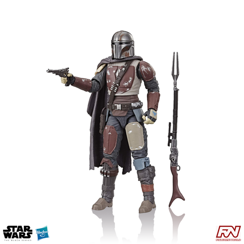 STAR WARS: The Black Series The Mandalorian 6-Inch Scale Action Figure