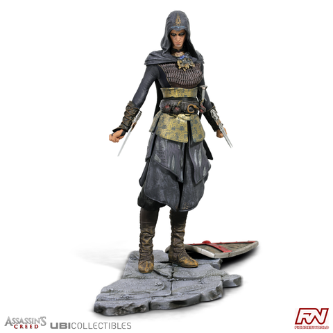 ASSASSIN'S CREED MOVIE: Maria PVC Figurine