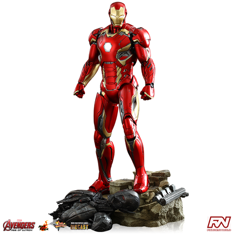 AVENGERS: AGE OF ULTRON - Iron Man Mark XLV 1:6 Scale Diecast Movie Masterpiece Figure