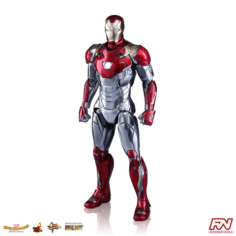 PRE-ORDER: SPIDER-MAN: HOMECOMING - Iron Man Mark XLVII 1:6 Scale Diecast Movie Masterpiece Figure