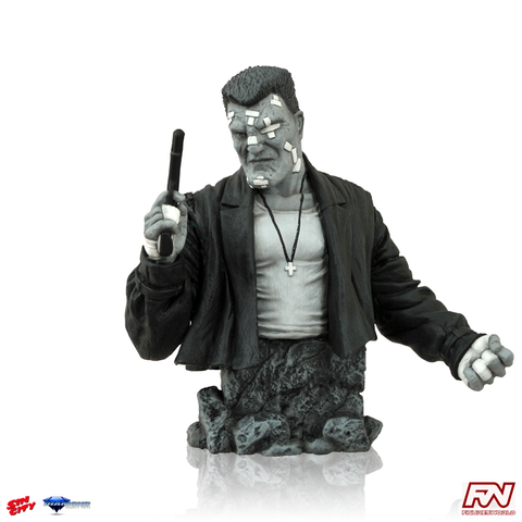 SIN CITY: Marv Resin Bust
