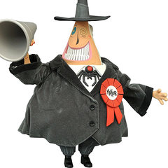 THE NIGHTMARE BEFORE CHRISTMAS: Mayor Collection Doll