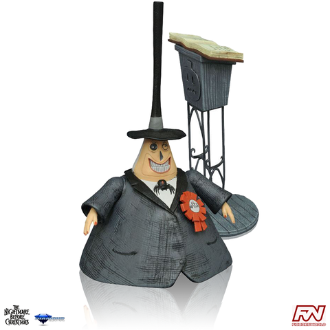 THE NIGHTMARE BEFORE CHRISTMAS SELECT: Series 2 Mayor Action Figure
