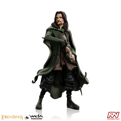 MINI EPICS: THE LORD OF THE RINGS Aragorn Vinyl Figure