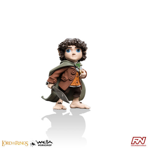 MINI EPICS: THE LORD OF THE RINGS Frodo Baggins Vinyl Figure