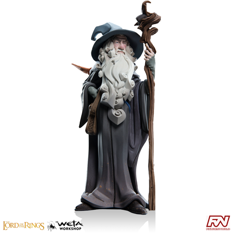 MINI EPICS: THE LORD OF THE RINGS Gandalf The Grey Vinyl Figure
