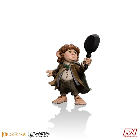MINI EPICS: THE LORD OF THE RINGS Samwise Vinyl Figure