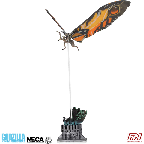 GODZILLA (2019): Mothra 12-Inch Wing-to-Wing Action Figure