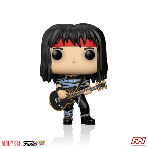 POP! ROCKS: Mötley Crüe - Mick Mars (#72)
