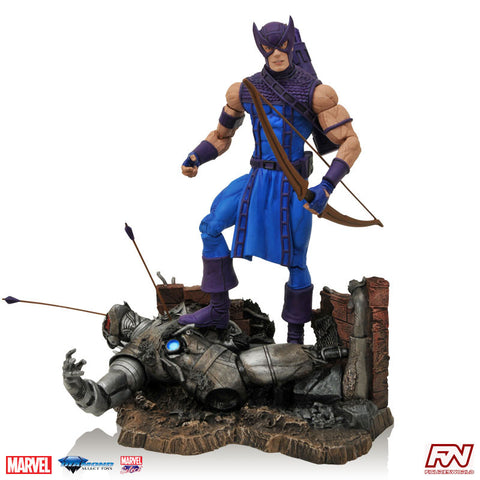 MARVEL SELECT: Hawkeye Action Figure