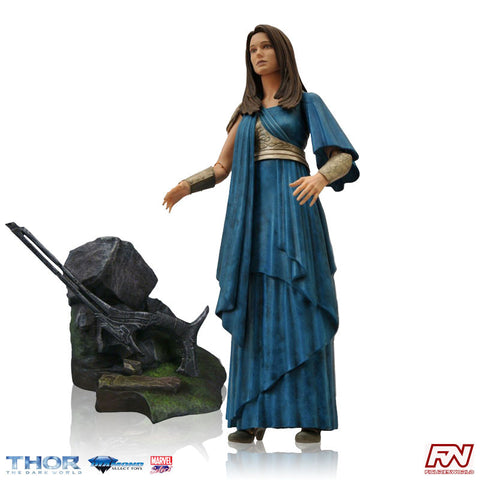 THOR: THE DARK WORLD: Jane Foster Marvel Select Action Figure