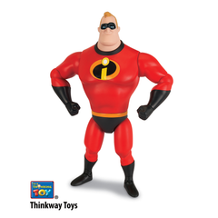 INCREDIBLES 2: Mr. Incredible Talking Action Figure