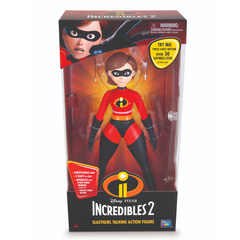 INCREDIBLES 2: Elastigirl Talking Action Figure